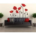 Sticker decorativ Tablou ornamental