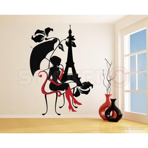 Domnisoara eleganta din Paris