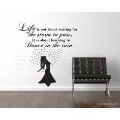 Dancing in the rain -...