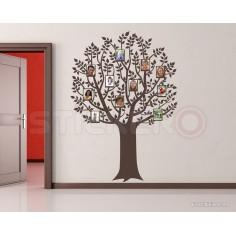 Sticker de perete Copacul...