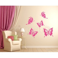 Sticker decorativ Set de...