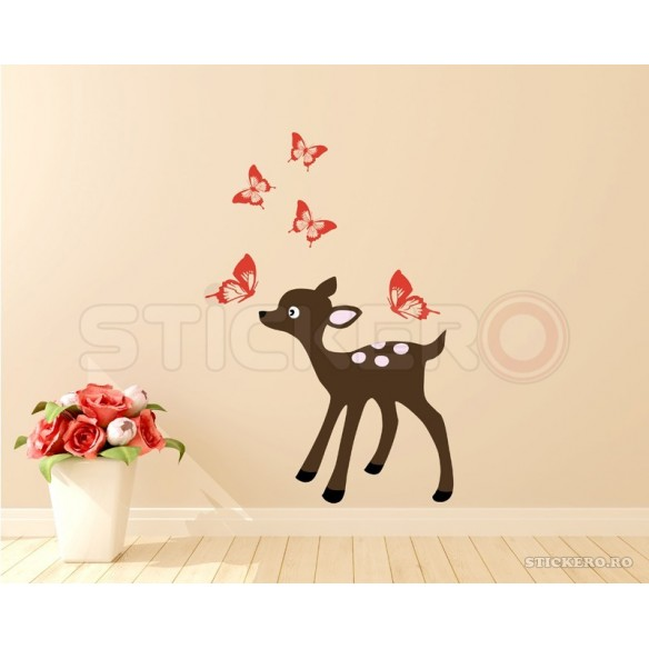 Tablouri Florale - sticker decorativ