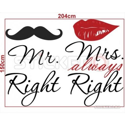 Fashion girl - sticker decorativ