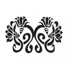 Sticker decorativ Ochi reci