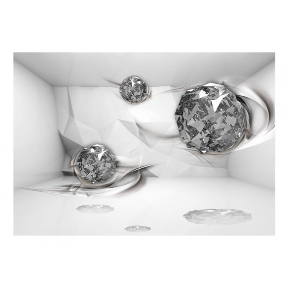 Fototapet  Diamond chamber
