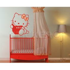 Hello Kitty - sticker copii
