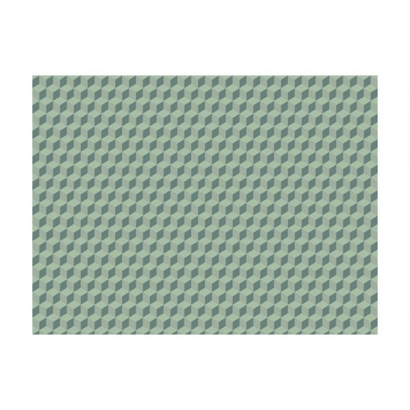 Fototapet  Monochromatic cubes