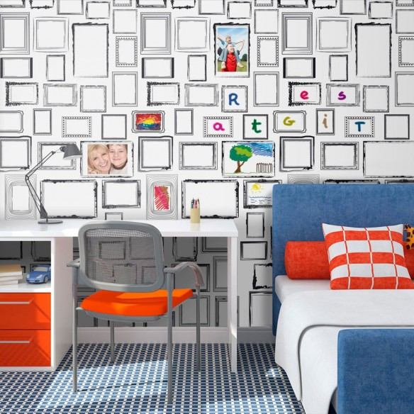 Fototapet  Create your own space
