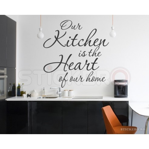 Sticker Kitchen - sticker pentru...