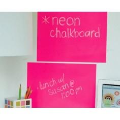 Sticker tabla de scris Neon...