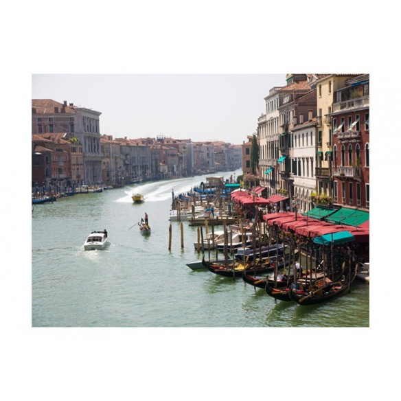 Fototapet  The Grand Canal in Venice, Italy