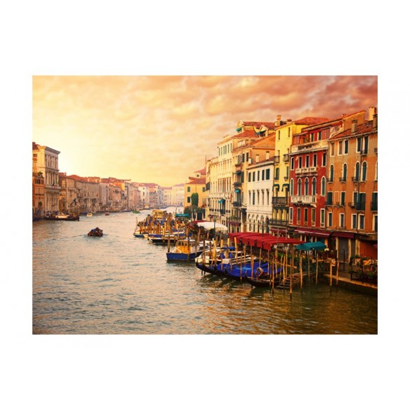 Fototapet  Venice  The Colorful City on the Water