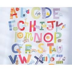 Alfabetul nostim - sticker...