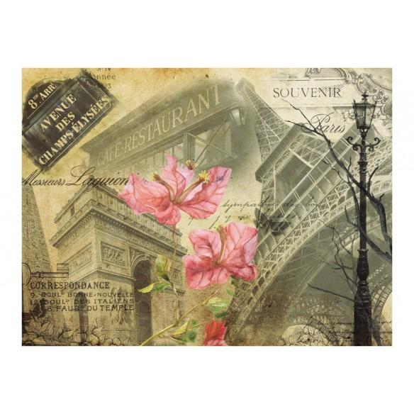 Fototapet  Bonjour Paris!