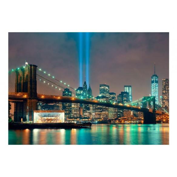 Fototapet  Light of NYC