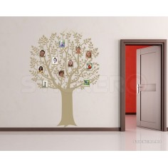 Floare umana - sticker decorativ