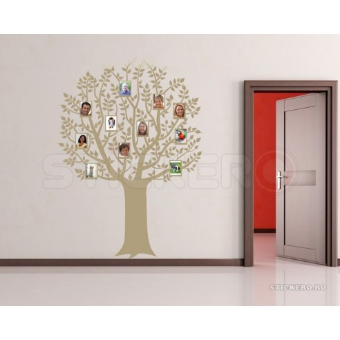 Sticker de perete Copacul familiei