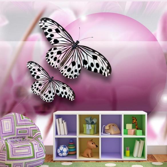 Fototapet  Fly, Butterfly!